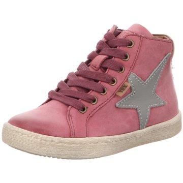 Bisgaard Sneaker High pink