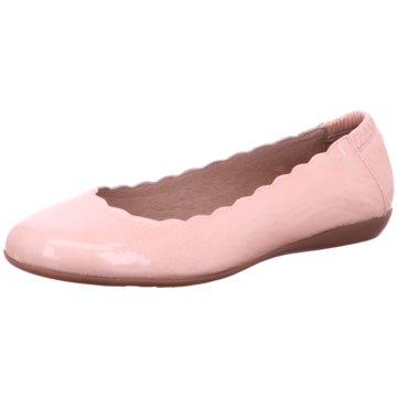 Wonders Klassischer Ballerina rosa