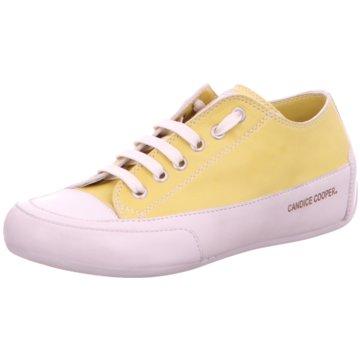 Candice Cooper Sneaker gelb