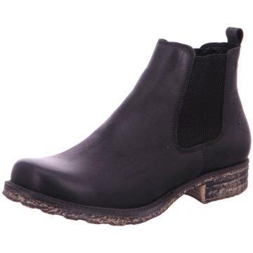 Kuska Chelsea Boot schwarz