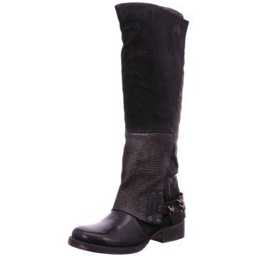 Mjus Modische Stiefel schwarz