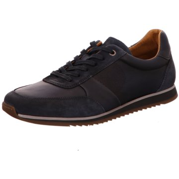 Berkelmans Sneaker Low blau