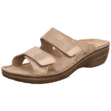 Rohde Komfort Sandale beige