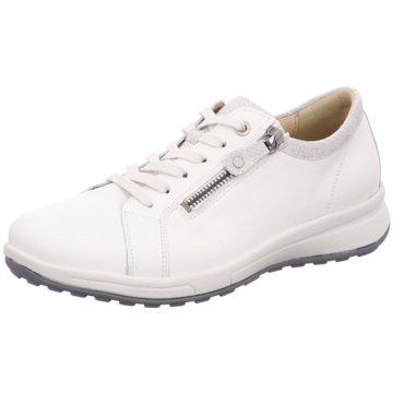 Hartjes Komfort Schnürschuh weiß