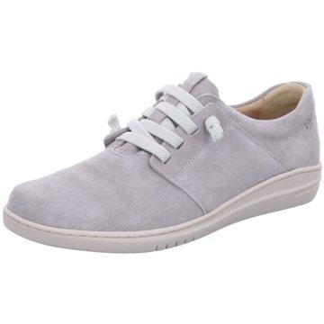 Hartjes Komfort Schnürschuh grau