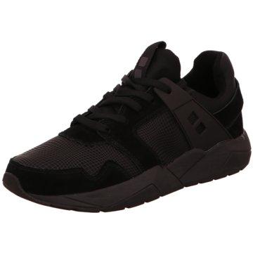 Mundart Sneaker Low schwarz