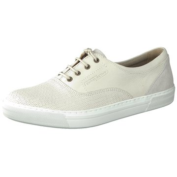 camel active Sneaker Low weiß