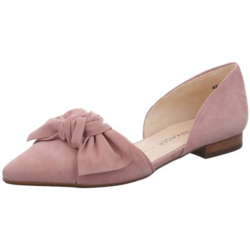 Peter Kaiser Modische Slipper rosa