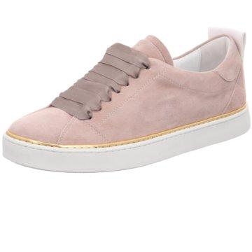 Donna Carolina Modische Sneaker rosa