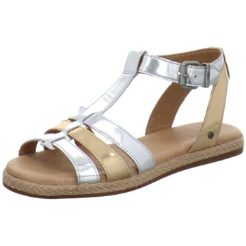 UGG Australia Modische Sandaletten silber