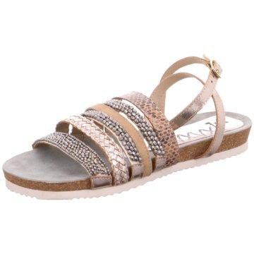 xyxyx Modische Sandaletten beige