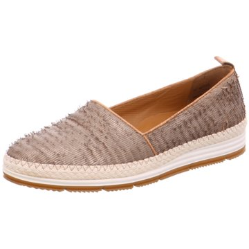 Paul Green Espadrille grau