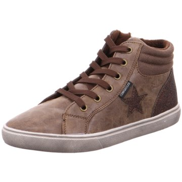 Lico Sneaker High braun