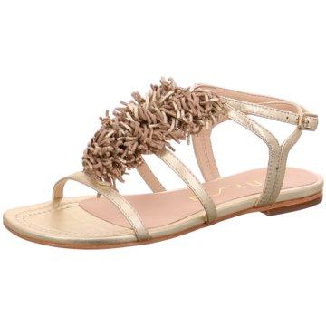 Unisa Modische Sandaletten beige