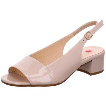 Högl Modische Sandaletten rosa