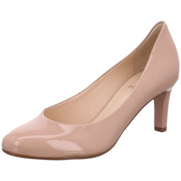 Högl Modische Pumps beige