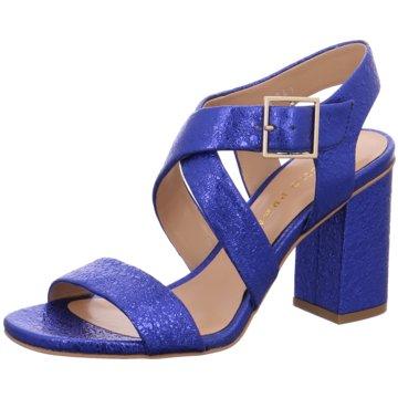 Bruno Premi Modische High Heels blau