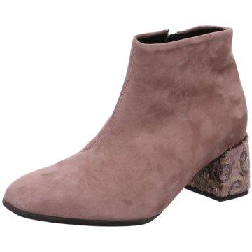 Gabor Klassische Stiefelette rosa