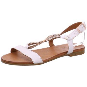 Inuovo Modische Sandaletten weiß