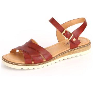 Pikolinos Sandale rot