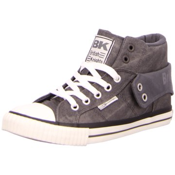 British Knights Sneaker High grau