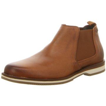 Nobrand Chelsea Boot braun