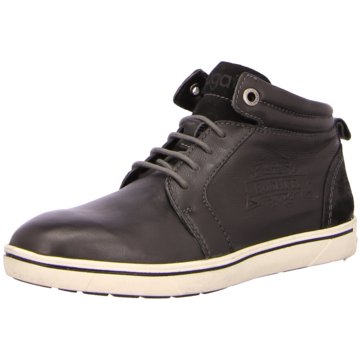 Bugatti Sneaker High schwarz