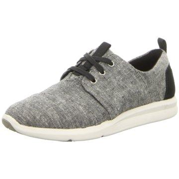 TOMS Sneaker Low grau