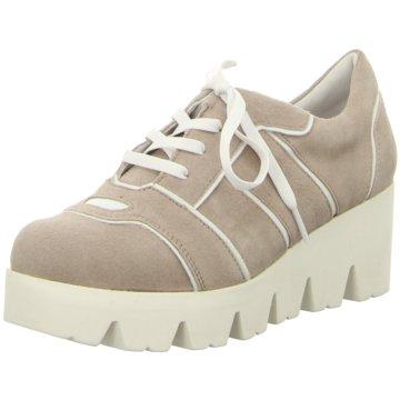 Gerry Weber Sneaker Wedges beige