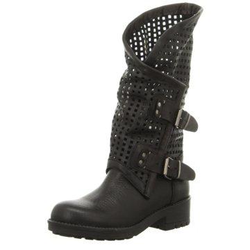 Coolway Klassischer Stiefel schwarz