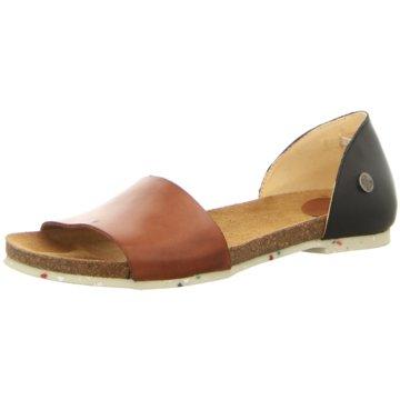 Jonny's Sandale braun