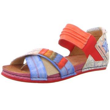 maciejka Komfort Sandale bunt