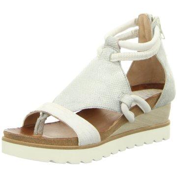 Mjus Modische Sandaletten grau