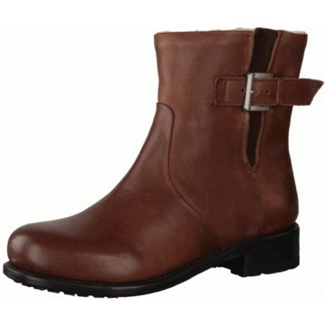 Blackstone Biker Boot braun