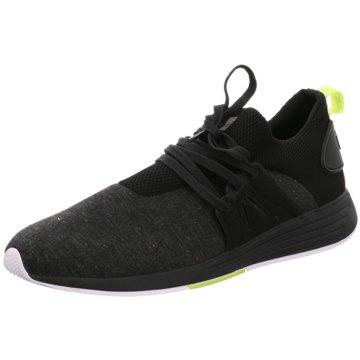 Project Delray Sneaker Low schwarz