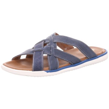ara Komfort Schuh blau