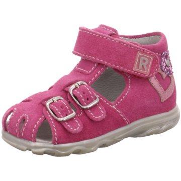 Richter Kleinkinder Mädchen pink