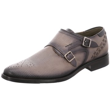 Daniel Hechter Business Slipper grau