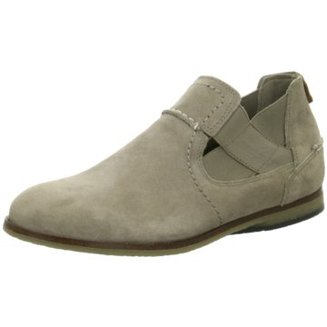camel active Ankle Boot grau