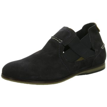 camel active Ankle Boot blau