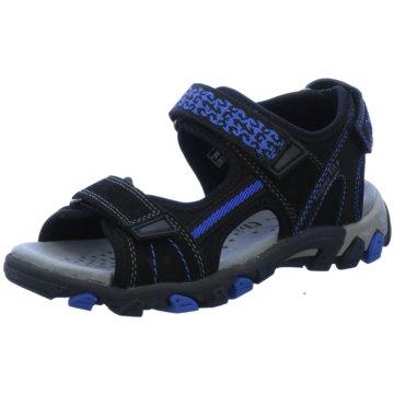 Legero Sandale schwarz