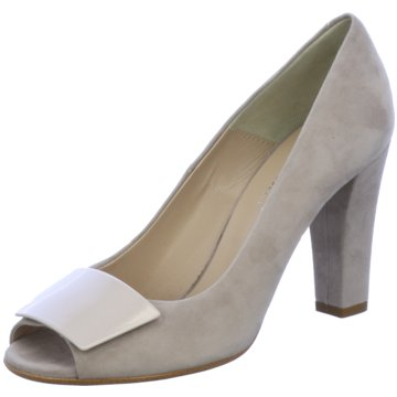 Mimo Modische Pumps grau
