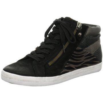 Gabor Sneaker High schwarz