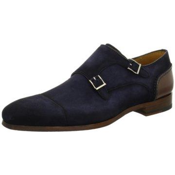 Magnanni Business Outfit blau