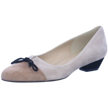 Mimo Modische Pumps beige