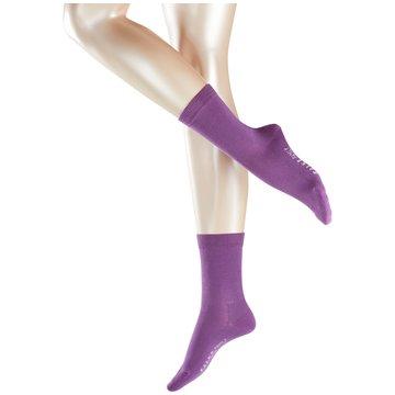 Falke Socken / Strümpfe lila
