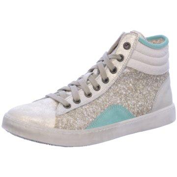 Momino Sneaker High silber