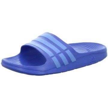 adidas Badelatsche blau