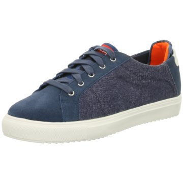 Replay Sneaker Low blau