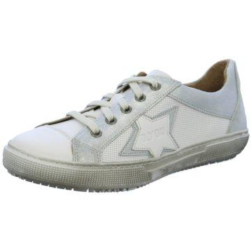 Dessy Sneaker Low weiß